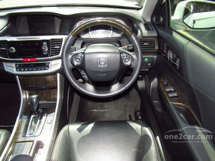 2013 Honda Accord EL Sedan