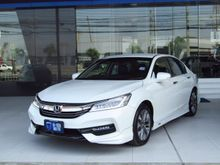 2016 Honda Accord (ปี 13-17) EL 2.4 AT Sedan