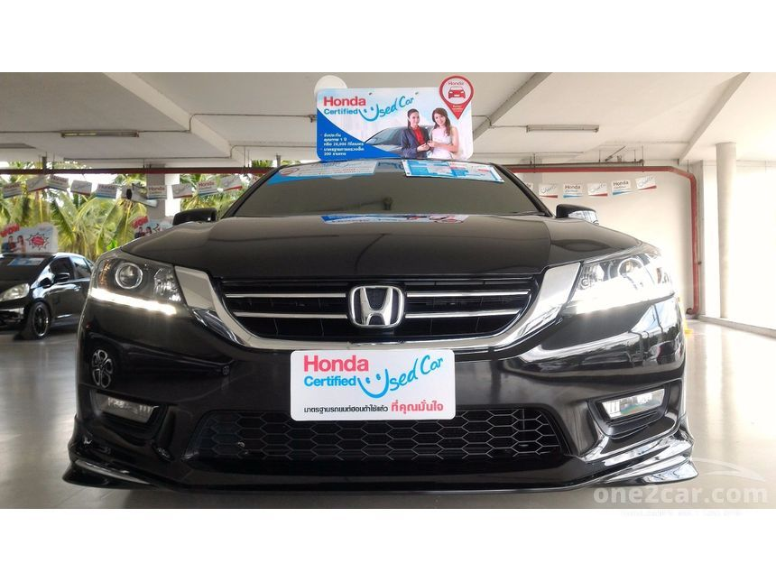 2014 Honda Accord EL Sedan