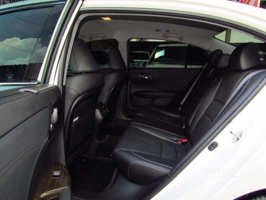 2015 Honda Accord EL Sedan