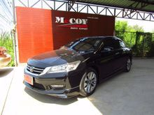 2014 Honda Accord (ปี 13-17) EL 2.4 AT Sedan