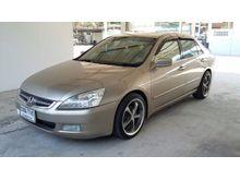 2005 Honda Accord (ปี 03-07) EL 2.4 AT Sedan