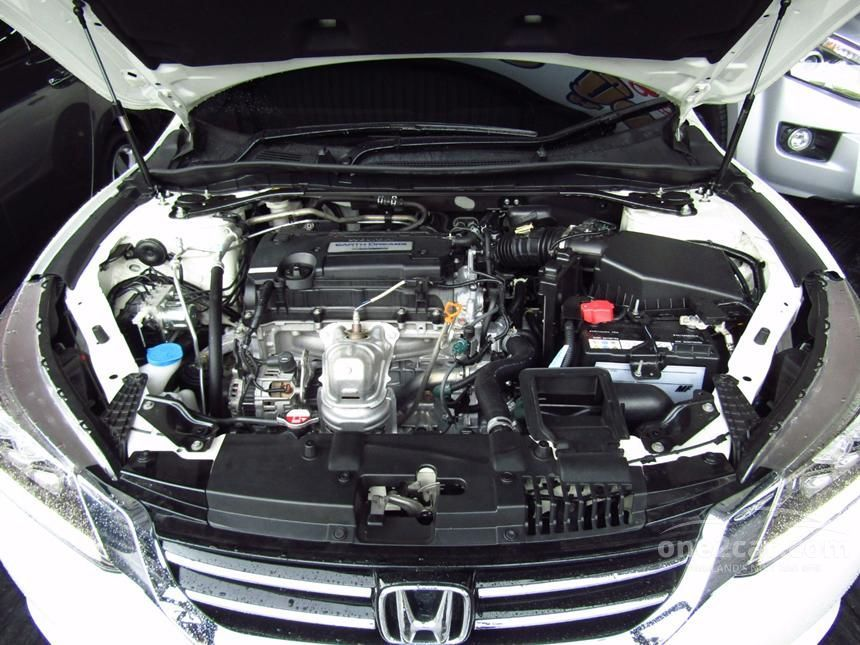 2015 Honda Accord EL Sedan