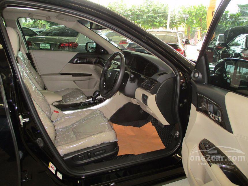 2015 Honda Accord Hybrid TECH Sedan