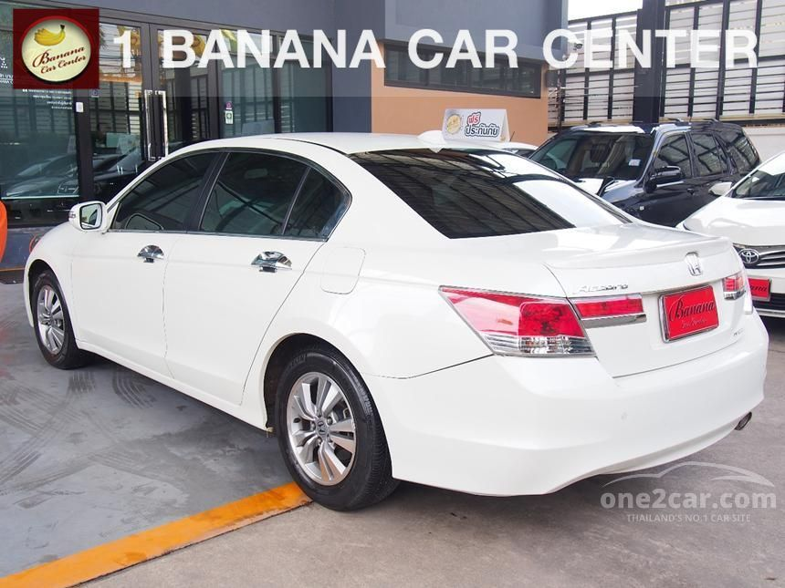 2012 Honda Accord JP Sedan