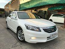 2012 Honda Accord (ปี 07-13) JP 2.0 AT Sedan