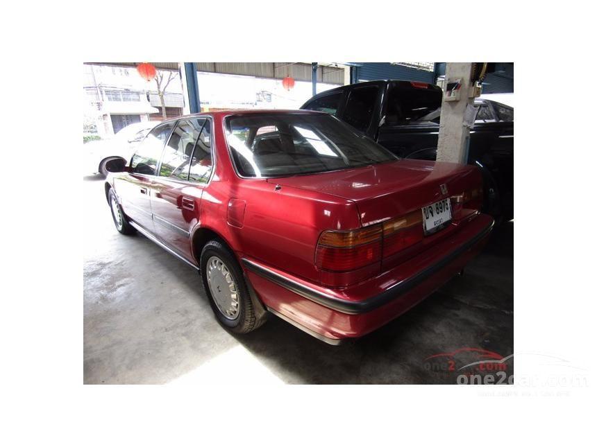 1995 Honda Accord LXi Sedan
