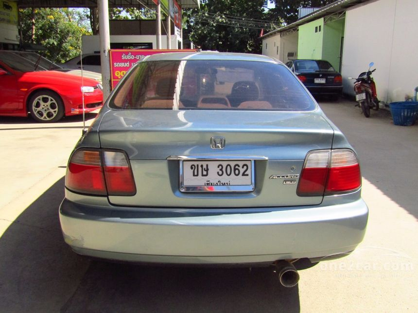 1997 Honda Accord LXi Sedan