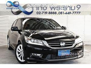 2014 Honda Accord 2.4 (ปี 13-17) TECH Sedan