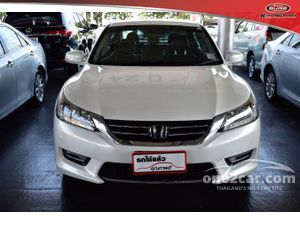 2015 Honda Accord 2.4 (ปี 13-17) TECH Sedan AT