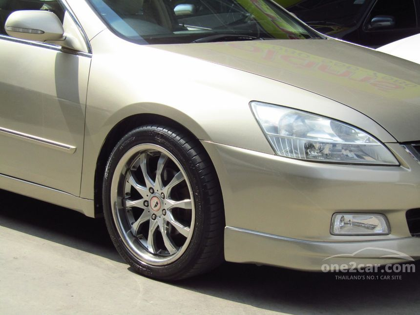 2006 Honda Accord V6 Sedan