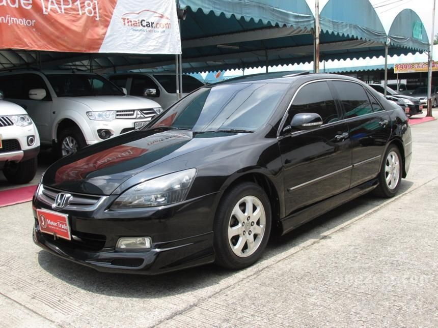 2004 Honda Accord V6 Sedan