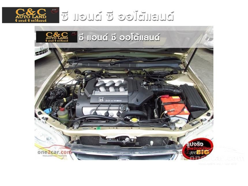 2001 Honda Accord V6 Sedan