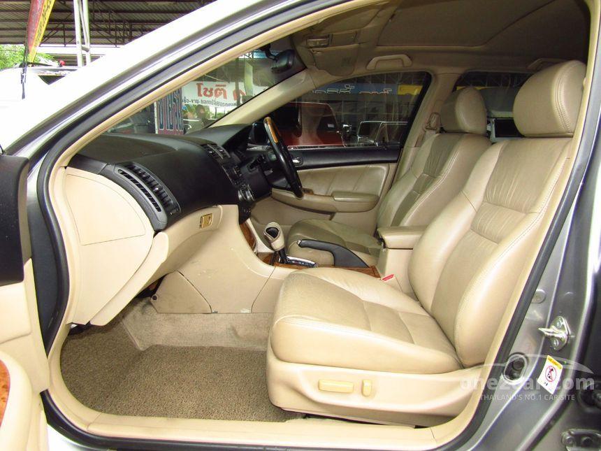 2004 Honda Accord V6 Sedan