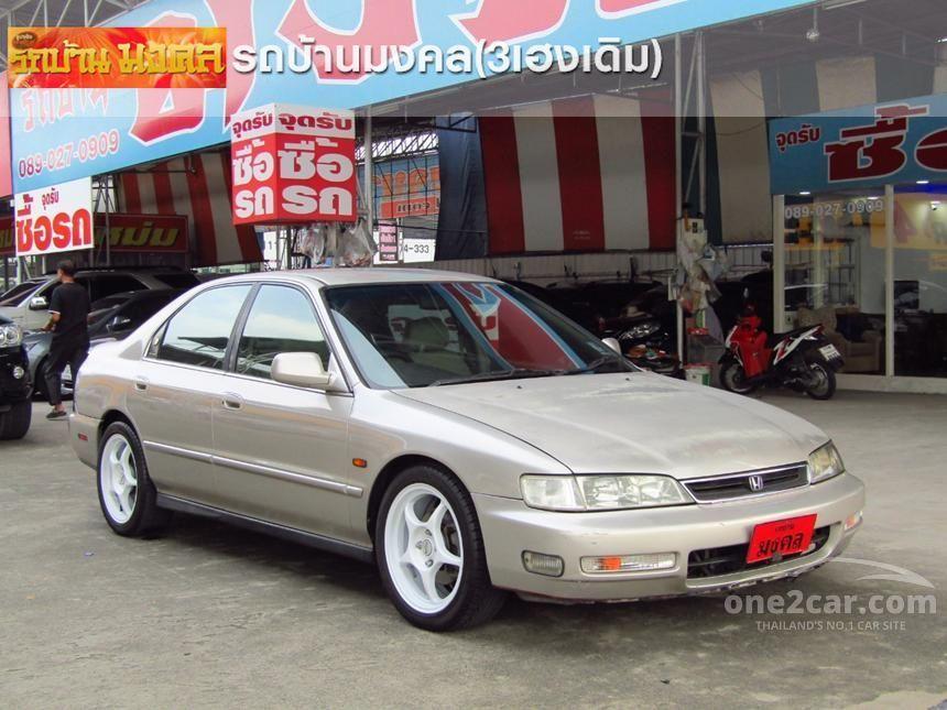 1996 Honda Accord VTi-S Sedan