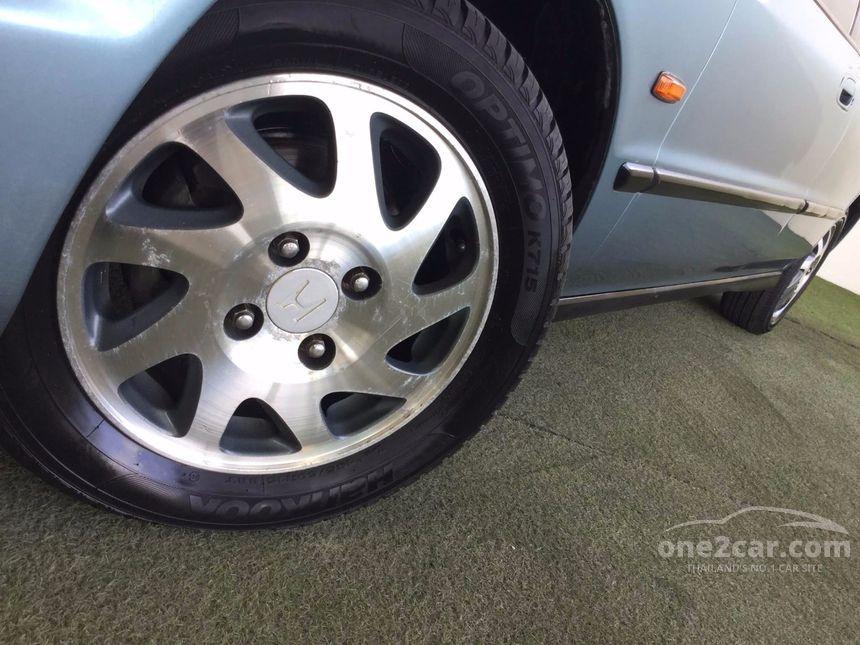 1996 Honda Accord VTi Sedan