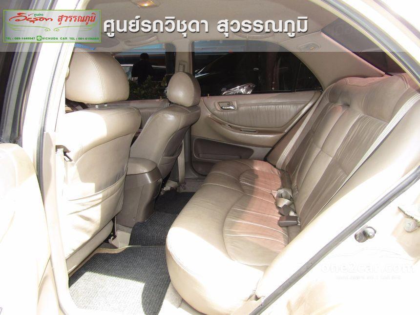 2000 Honda Accord VTi Sedan