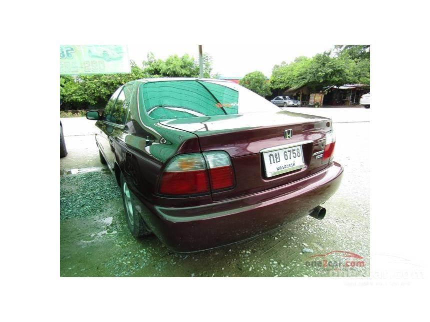1997 Honda Accord VTi Sedan
