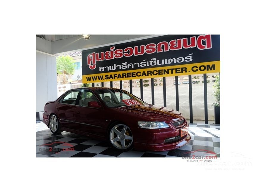 1998 Honda Accord VTi Sedan