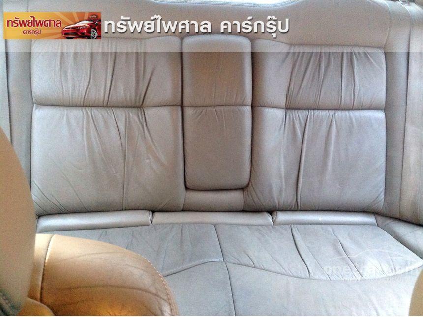 1999 Honda Accord VTi Sedan