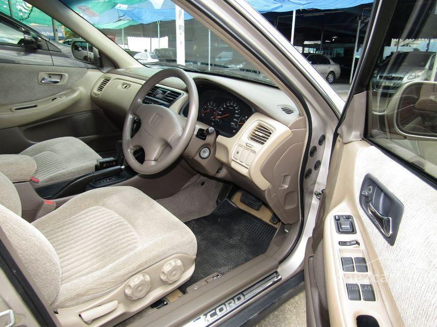 1998 Honda Accord VTi Sedan