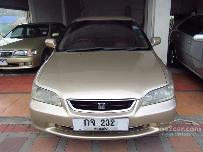 2000 Honda Accord VTi Sedan