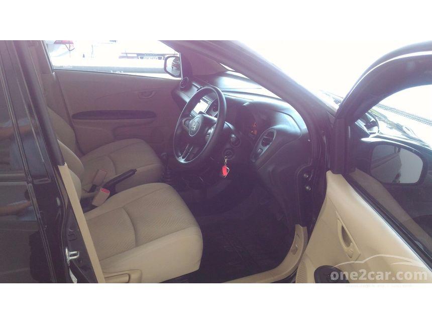 2015 Honda Brio Amaze S Sedan