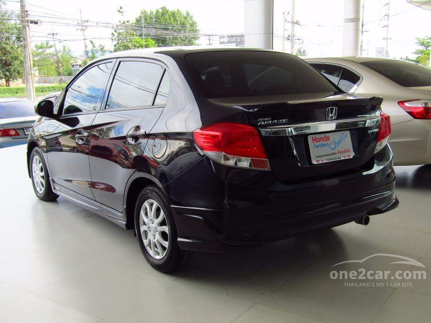 2013 Honda Brio Amaze Sedan