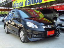 2014 Honda Brio (ปี 11-16) Amaze V 1.2 AT Sedan