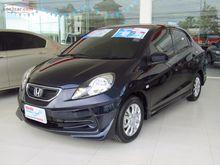 2013 Honda Brio (ปี 11-16) Amaze V 1.2 AT Sedan