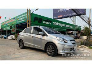 2013 Honda Brio 1.2 (ปี 11-16) Amaze V Sedan MT