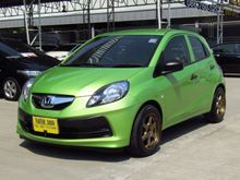 2012 Honda Brio (ปี 11-16) S 1.2 AT Hatchback