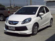 2012 Honda Brio (ปี 11-16) V 1.2 AT Hatchback