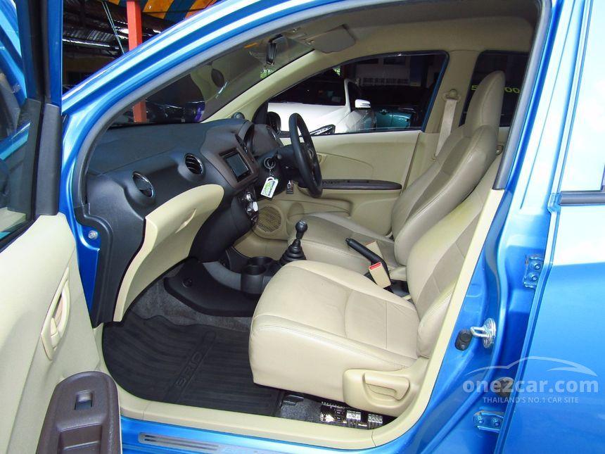 2012 Honda Brio V Hatchback