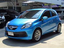 2012 Honda Brio (ปี 11-16) V 1.2 AT Hatchback