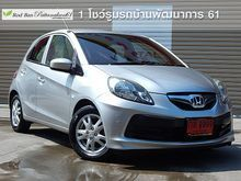 2011 Honda Brio (ปี 11-16) V 1.2 AT Hatchback