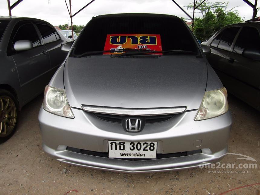 2004 Honda City A Sedan