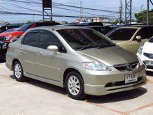 2005 Honda City (ปี 02-05) A 1.5 AT Sedan