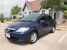 2003 Honda City (ปี 02-05) E 1.5 AT Sedan