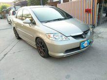 2004 Honda City (ปี 02-05) E 1.5 AT Sedan