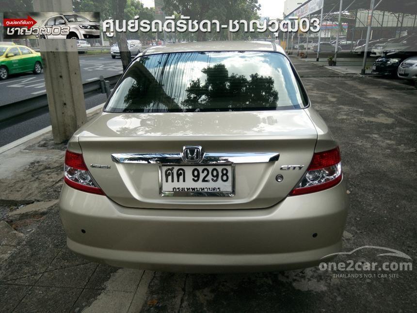 2004 Honda City E Sedan