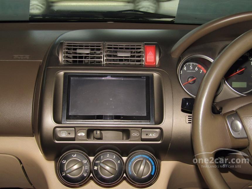 2003 Honda City E Sedan