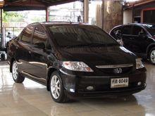 2005 Honda City (ปี 02-05) E-V 1.5 AT Sedan