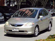 2004 Honda City (ปี 02-05) E-V 1.5 AT Sedan