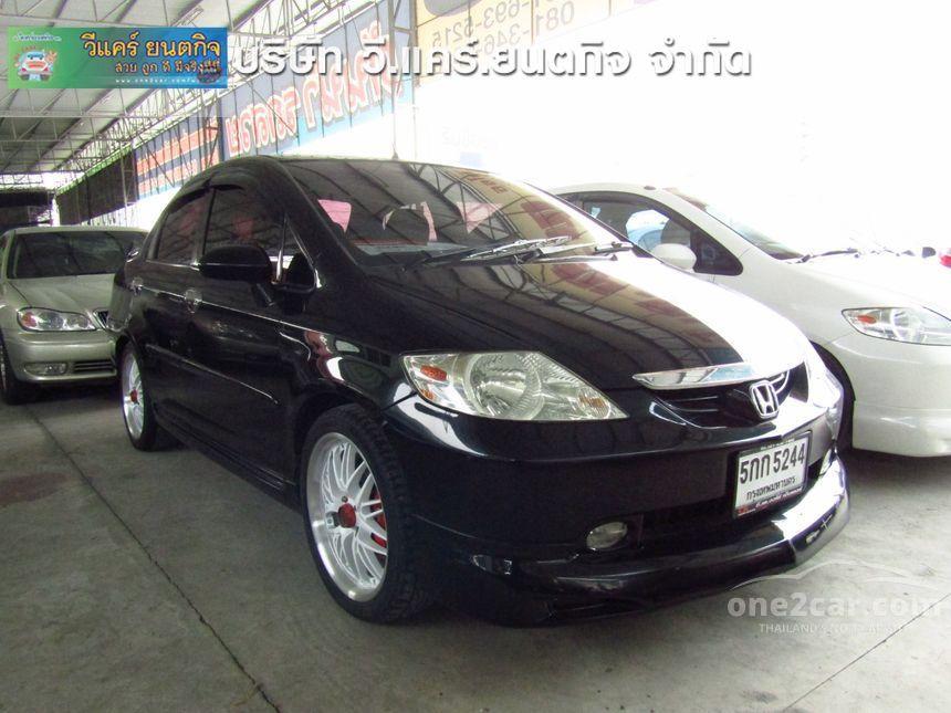 2005 Honda City E-V Sedan