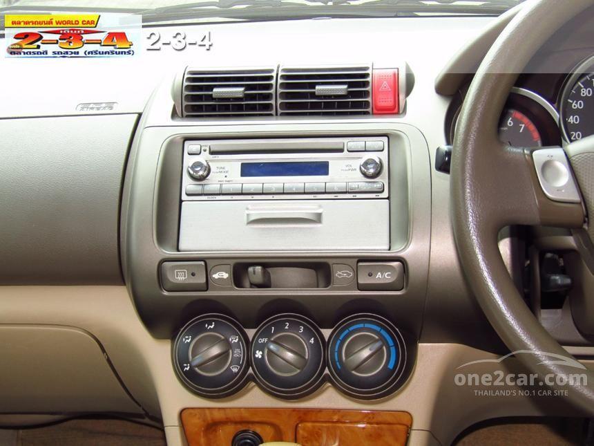 2004 Honda City E-V Sedan