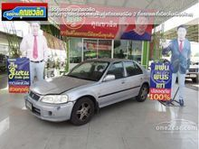 2003 Honda City TYPE-Z (ปี 99-02) EXi 1.5 AT Sedan