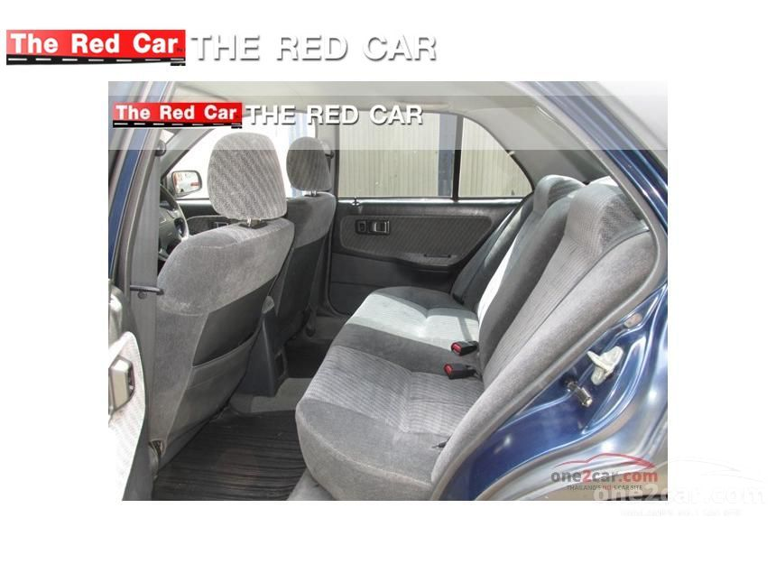 1997 Honda City EXi Sedan