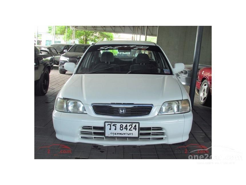 1998 Honda City EXi Sedan