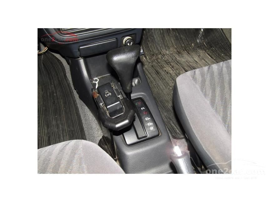 2001 Honda City EXi Sedan